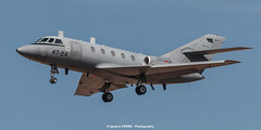 Dassault Falcon 20 (Ignacio Ferre) Tags: falcon leto falcon20 spanishairforce dassaultfalcon20