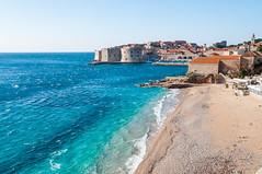 Dubrovnik - bura bora (fjakone) Tags: sun day wind north croatia clear chilly dubrovnik bora hrvatska bura dubrovakoneretvanskaupanija dubrovakoneretvanskaupanij