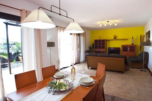 Villas Yaiza Salon-Comedor HR