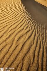 Kuwait - Al Salmi Desert - Texture Ripples II (Sarah Al-Sayegh Photography | www.salsayegh.com) Tags: sunset canon landscape sand desert kuwait q8 الصحراء landscapephotography الكويت الغروب stateofkuwait كانون الرمال canoneos5dmarkiii canon5dmark3 wwwsalsayeghcom مدينهالكويت sarahhalsayeghphotography infosalsayeghcom