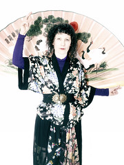 East Meets West- Rejected Proofs (Jam-Gloom) Tags: portrait west floral fashion japan studio print asian japanese fan fashionphotography contemporary olympus east parasol portraiture western kimono oriental meets studiolighting eastmeetswest olympusomd