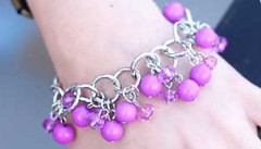 Glimpse of Malibu Purple Bracelet K2 P9613A-5