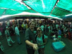 Photo de 14h - Au marché central de  Phnom Penh (Cambodge) - 14.12.2014