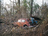 (m. wriston) Tags: color cars abandoned nature digital forest georgia woods unitedstates louisville derelict primelens vscofilm olympusomdem5 mzuiko17mmf18