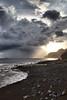Black beach (...::: Antman :::...) Tags: black beach island blacksand sand noir sable canarias atlantic tenerife canary canaries plage île atlantique océan ténérife sablenoir oceran