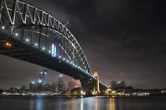 Sydney Harbour Bridge to the City