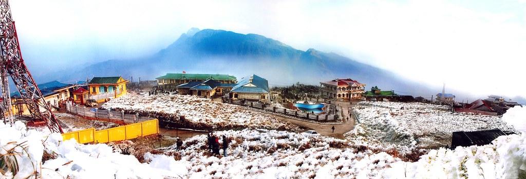 Tuyết Mẫu Sơn