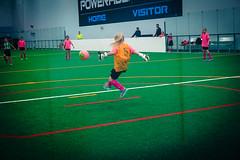 Day 4 Kick It! (Kelly__Jo) Tags: pink ladies goalie jane soccer indoor 365 avery