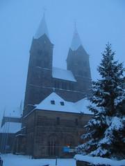 Fritzlar Dom IMG_2419 (martinfritzlar) Tags: fritzlar dom schwalmederkreis nordhessen hessen deutschland town kirche domstpeter schnee germany hesse church snow saintpeterschurch