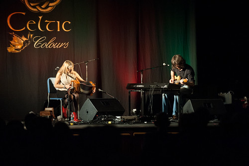 "Sharon Shannon & Alan Connor - Gigging with the Galway Girl • <a style=""font-size:0.8em;"" href=""https://www.flickr.com/photos/39390606@N06/16291362831/"" target=""_blank"">View on Flickr</a>"
