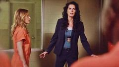 071813rizzles25 (UJB88) Tags: orange woman prison jail facility jumpsuit inmate correctional