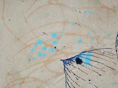 DSC09505 (scott_waterman) Tags: detail ink watercolor painting paper lotus gouache lotusflower scottwaterman