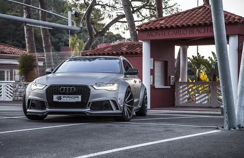 Audi RS6 от Prior Design