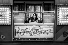 Lady treasurer. (Originalni Digitalni) Tags: park street city art rain canon photography amusement raw walk dslr grad lightroom treasurer etnja fotografija umjetnost 60d slavonskibrod originalnidigitalni tomislavlai