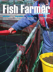 Cover-FishFarmer-Magazine-Jan-2016 (HTIsonar) Tags: sea fish net scale pen real 3d high marine time tag watching fine realtime salmon tags stocks commercial acoustic resolution farmer pens cleaner tracking lump aquaculture fisheries telemetry farmed ballan seapen seasite lumpus labrus bergylta multispecies cyclopterus netpens