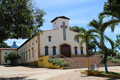 Igreja da Santa Cruz de Landri Sales-PI 133 (vandevoern) Tags: brasil cruz igreja piaui parquia floriano vandevoern landrisales