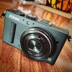 Nikon Coolpix A (Photographer X) Tags: square lens prime nikon cropped format compact sensor 185 dx coolpixa iphone6plus