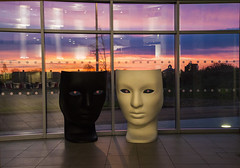 Watching The Sunrise (David Chennell - DavidC.Photography) Tags: abstract sunrise dawn cheshire diversity equality daybreak ellesmereport
