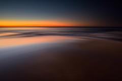 Abstract Sunrise (Paul Hollins) Tags: seascape beach waves australia motionblur shore newsouthwales aus watermovement newcastleeast nikon1635mmf4 nikond750