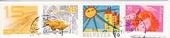 Schweiz May (postcardlady1) Tags: stamps briefmarken