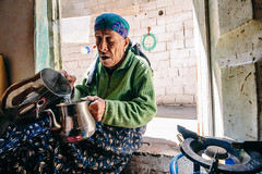ekici Gzide - II (esintu) Tags: woman old tea gaziantep turkiye turkey
