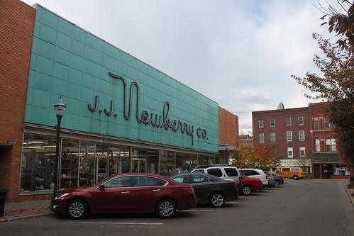 J. J. Newberry, Owego, NY