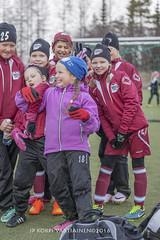 1604_FOOTBALL-126 (JP Korpi-Vartiainen) Tags: game girl sport finland football spring soccer hobby teenager april kuopio peli kevt jalkapallo tytt urheilu huhtikuu nuoret harjoitus pelata juniori nuori teini nuoriso pohjoissavo jalkapalloilija nappulajalkapalloilija younghararstus
