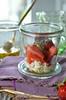 verrine ricotta fraise (zesttangerine) Tags: dessert chia passion ricotta fraise fruitdelapassion végétarien verrine grainesdechia
