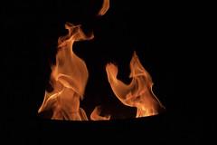 Worship (michael_pictures) Tags: art monster canon fire flame satan devil beast teamcanon