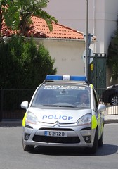 Royal Gibraltar Police (999 Response) Tags: dog citroen royal police picasso gibraltar section g2172d