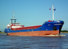 NOEST (Goolio60) Tags: port ship cargo shipping coaster humber freighter goole