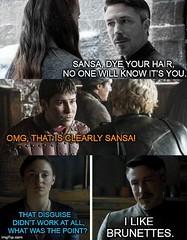 Game of Thrones funny meme #GameofThrones #GoT #Tyrion #Lannister #Arya #Stark #Daenerys #Targaryen #JonSnow #Hodor #Humor (GameofThronesFreak) Tags: snow game jon humor arya got stark thrones daenerys tyrion lannister targaryen hodor