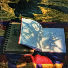 The book of Shadows (Madison Guy) Tags: book shadows pages blank