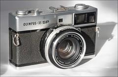 Olympus-35 SP (1969) (nickdemarco) Tags: vintage olympus olympus35sp rangefinderchronicles