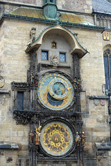 Prague (scuba_dooba) Tags: world clock europe republic czech prague eu praha czechrepublic oldest astronomical orloj 1410