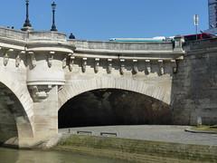 Pont Neuf (carolyngifford) Tags: paris pontneuf riverseine