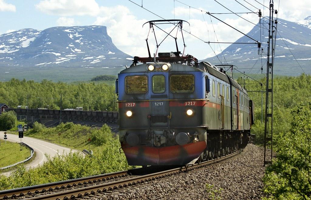 tåg narvik björkliden