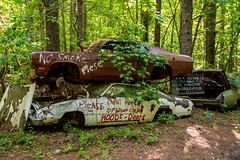 Fridgeator (Todd Evans) Tags: auto car rural nikon rust automobile rusty oldcarcity d7100 sigma18250