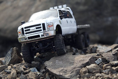 Ford F-350 6 door 6wd 10 (My Scale Passion) Tags: ford 6x6 scale rock truck bed flat micro extended rc mrc f350 crawler lifted losi 6wd 6door myscalepassion