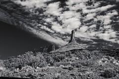 farwest landscape (travelben) Tags: wild sky blackandwhite bw usa west nature clouds america landscape utah sandstone colorado rocks desert outdoor scenic nb area western moab nuages paysage amrique rocs westerns