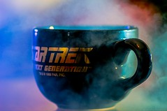 To boldly go where no man has gone before (Silverfish Photography ∴) Tags: trek star