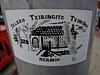 Talako Txiringito Tximinoi, London, UK (Robby Virus) Tags: city uk greatbritain england london english bar monkey sticker unitedkingdom britain pole british slap bermio txiringito talako tximinoi