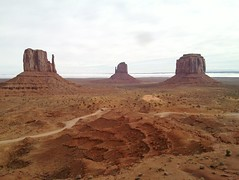Monument Valley (IVWII) Tags: arizona usa cloud fog america monumentvalley