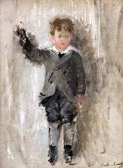 IMG_2368E Berthe Morisot. 1841-1895. Paris. (jean louis mazieres) Tags: france museum painting bordeaux muse peinture museo peintres musedesbeauxarts