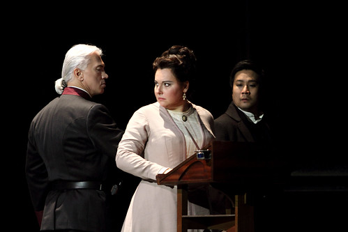 What did you think of Katharina Thoma's production of Verdi's thrilling tragedy?