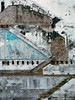 """Philadelphia Deconstructed (18""""x24"""") (JMichaelSullivan) Tags: 2002 urban philadelphia wall 100v kodak 10f 600v portra 200v 500v 700v 300v 5f mjsfoto1956 mamiya7ii 400v"""