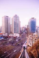 Seoul Tower Cable Car (Seoul Korea) Tags: city asian photo asia capital korea korean photograph seoul cablecar southkorea seoultower   kpop  namsantower republicofkorea nseoultower canoneos6d flickrseoul sigma2470mmf28exdghsm