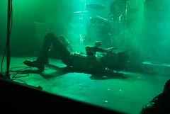 Los Carniceros del Norte (K.A.R.M.A) Tags: blue red music verde green azul club del lights luces la los rojo punk bajo guitarra sala beat trinidad horror mohawk after msica norte cresta garaje garito santisima afterpunk carniceros