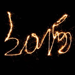 Happy New Year 2015 (iamrobertvincent) Tags: longexposure light canon sylvester january firework silvester happynewyear lightart 2015 lightpaint lightpianting eos700d