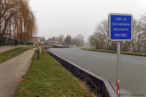 056 Agrandissement du port de la Porte Verte à Fragnes